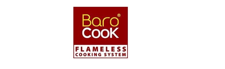 BAROCOOK - Flammenlos Kochen