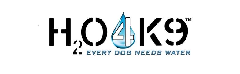 H2O4K9 - Hunde-Wasserflaschen