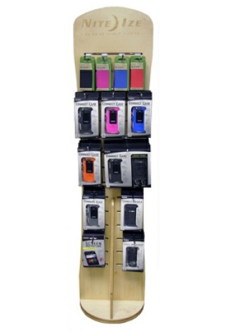 NITE IZE - Innovative Accessories - NI-NPW - Drehbares Bodendisplay