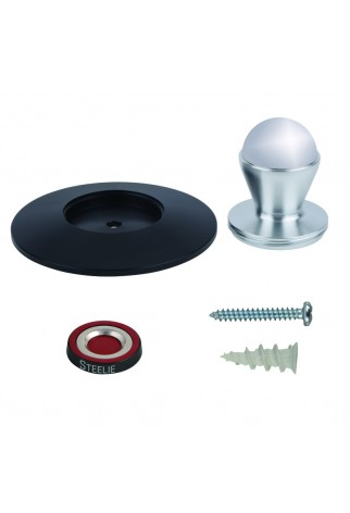 NITE IZE - Innovative Accessories - NI-STWK-11-R8 - Steelie Wall Mount Kit