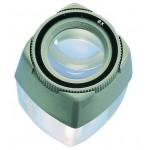 OPTAS - Magnifiers - 66-9539 - Block- Rasterlupe, 8x, 23mm
