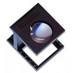 OPTAS - Magnifiers - 66-9546 - Fadenzähler Kunst. schwarz, 8x