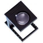 OPTAS - Magnifiers - 66-9547 - Fadenzähler Kunst. schwarz, 5x