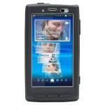 OTTER - Protective cases - OB-SON1-XPX10-20-C50 - OtterBox™ Impact™ Serie Case für Sony Xperia X10. schwarz