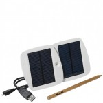 Solio - Solar Charger - SO-S620-AH1RW - BOLT Battery Pack + Solar Charger