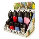 H2O4K9 - Dog Water Bottles - HK-12PK-DP - Display Hundewasserflaschen, 12 Stk.