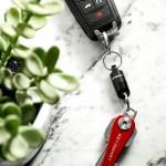 KEYSMART - Compact Key Holder - KS-KS814-BLK - KeySmart MagConnect