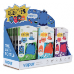 VAPUR - Anti-Bottle - VA-90105 - Thekendisplay für 18 Quencher, Leerdisplay