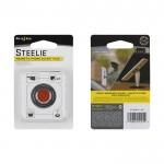 NITE IZE - Innovative Accessories - NI-STHDM-11-R7 - Steelie Magnetic Phone Socket Plus