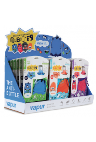 VAPUR - Anti-Bottle - VA-90105 - Counter Display, empty, for 18 Quenchers