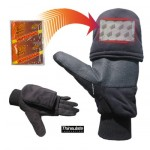 HEAT FACTORY - Warmers - HF-991 - Pop Top Mitt with Liner