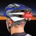 NITE IZE - Innovative Accessories - NI-HMP-03 - Helm Marker Plus, rote L.E.D.