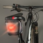 NITE IZE - Innovative Accessories - NI-SDL-M1-R3 - SaddleLite LED-Fahrrad-Satteltasche