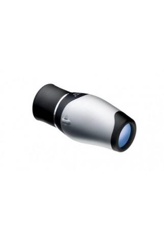 106-618-4 - Wahres Gewichtswunder.  - Mit ultraleichten 76g und winzigen Abmessungen gehört das Luger MD 6x18 zu den leichtesten und kleinsten Monokularen der Welt. Die Austrittspupille von 3mm und das weite Sehfeld von 157mgewährleisten ein ausgeprägt he