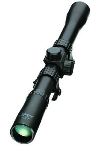 20-4X20 - Extrem klein und leicht. - Die Spezialisten für Luftdruck- und Kleinkaliberwaffen: Diese Gläser werden Sie kaum bemerken. Die Selbstmontage gestaltet sich über die mitgelieferten Montageringe für 11-mm-Prismenschienen schnell und einfach.     Br