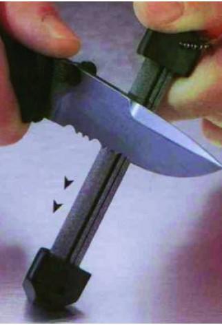 GATCO - Knife Sharpeners - GA-60616 - Diamond TRI-SEPS® für Sägezahn- und glatte Schneide