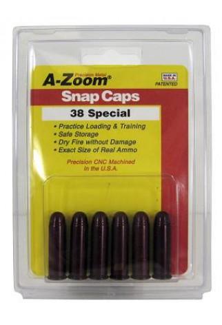 AZOOM - Snap caps - Z161 - Pufferpatronen für Revolver