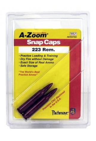 AZOOM - Snap caps - Z1222 - Pufferpatronen für Gewehre mit Rand - 2 Stück