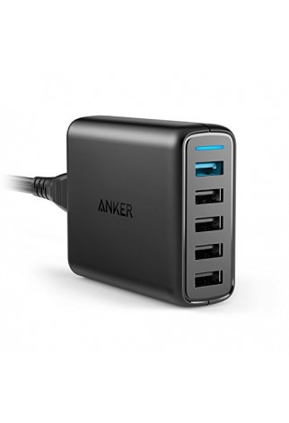 ANKER - Mobile Accessories - AK-A2055311 - PowerPort Speed 5, schwarz