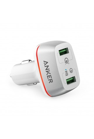 ANKER - Mobile Accessories - AK-A2224021 - PowerDrive+ 2 mit Quick Charge 3.0 (EU)