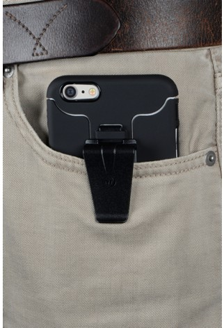 NITE IZE - Innovative Accessories - NI-STCNTI6P-01-R8 - Steelie Connect Case System für iPhone 6+