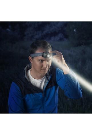 NITE IZE - Innovative Accessories - NI-HLSB - INOVA STS Stirnlampe 265 Lumen