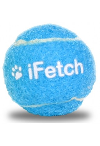 IFETCH - Ball Launcher - IF-4Ball-kl-Set - iFetch, Ersatzbälle, 4er Pack
