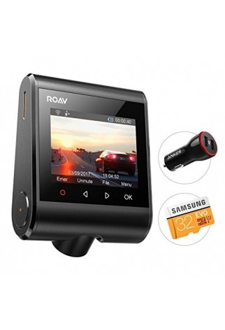 ANKER - Mobile Accessories - AK-R2120112 - Roav DashCam C1 Pro, schwarz