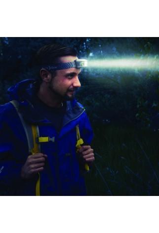NITE IZE - Innovative Accessories - NI-R250RH-17-R7 - Radiant 250R, wieder aufladbare Kopflampe