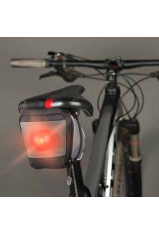 NITE IZE - Innovative Accessories - NI-SDL-M1-R3 - SaddleLite LED-Fahrrad-Satteltasche