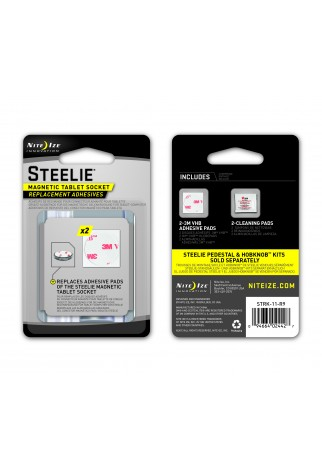 NITE IZE - Innovative Accessories - NI-STTRK-11-R7 - Ersatz-Klebepads für magnetische Gelenkfassung f. Tablets