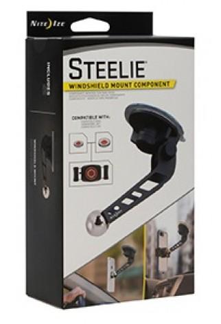 NITE IZE - Innovative Accessories - NI-STWS-01-R8 - Steelie Windshield Mount, Komponente