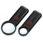 OPTAS - Magnifiers - 61-9553 - Leuchtlupe rund, 4x, 45 mm