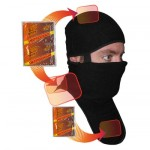 HEAT FACTORY - Warmers - HF-1790 - 2-teilige Kopfmaske