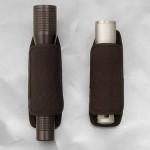 NITE IZE - Innovative Accessories - NI-LHS-03 - Stretch-Tragetasche mit starkem Clip für AAA, AA, L123 und C&D Taschenlampen