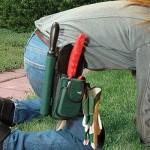 NITE IZE - Innovative Accessories - NI-NGP-03-28 - Praktische Garten-Gürteltasche
