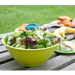 ECOSOULIFE - Sustainable Tableware - ES-BM-SaladBowl - Bamboo Salatschüssel
