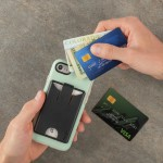 NITE IZE - Innovative Accessories - NI-CBPW-01-R7 - CashBack Phone-Wallet, schwarz