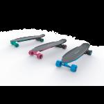YUNEEC - Electro-Skateboard - YC-E-GO2 - E-GO 2