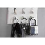 KEYSMART - Compact Key Holder - KS-KS190 - KeyCatch Sticky, 3 Stk