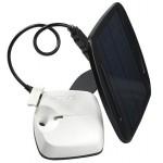 Solio - Solar-Ladegeräte - SO-S1423-AF1RW - XCELLERATOR - Solarpanel mit HUB Akku-Pack